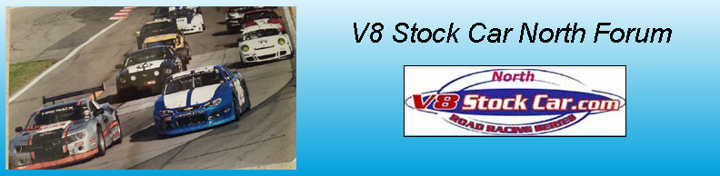 V8 Stock Car North